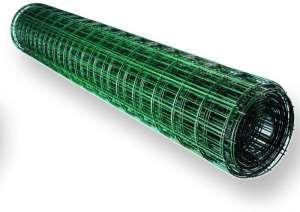 Сетка сварная с ПВХ – универсальный материал по доступной цене